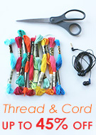 Thread & Cord Up To 45% OFF