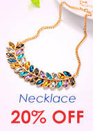 Necklace 20% OFF