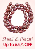 Shell & Pearl Up To 55% OFF