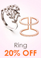 Ring 20% OFF