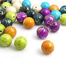 Acrylic Beads-Drawbench