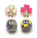 Enamel Beads