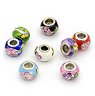 Porcelain European Beads