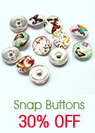 Snap Buttons 30% OFF