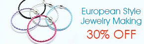 European Style Jewelry Making 30% OFF