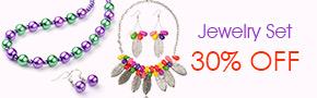 Jewelry Set 30% OFF