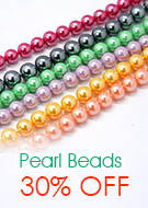 Pearl Beads 30% OFF