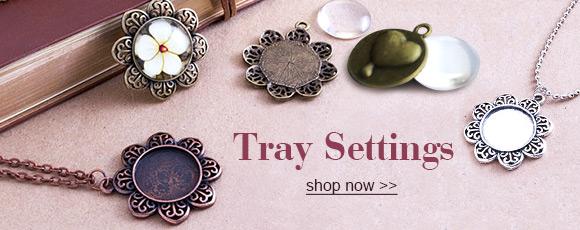 Tray Settings
