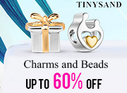 Tinysand  Charms And Beads  Up To 60% Off