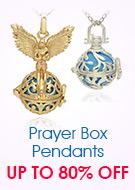 Prayer Box Pendants Up To 80% OFF