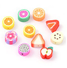 Polymer Clay Beads
