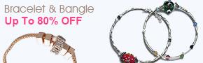 Bracelet & Bangle Up To 80% OFF