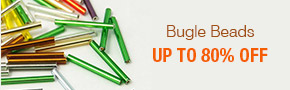 Bugle Beads Up To 80% OFF