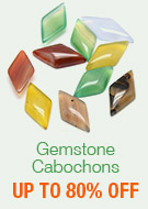 Gemstone Cabochons Up To 80% OFF