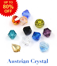 Austrian Crystal Up To 80% OFF