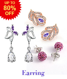 Earring  Up To 80% OFF