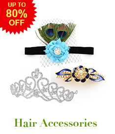 Hair Accessories  Up To 80% OFF