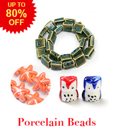 Porcelain Beads  Up To 80% OFF