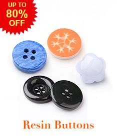Resin Buttons  Up To 80% OFF