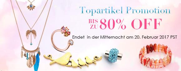 Topartikel Promotion Bis Zu 80% OFF