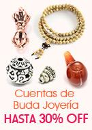 Cuentas de Buda Joyería Hasta 30% OFF