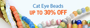 Cat Eye Beads UP TO 30% OFF