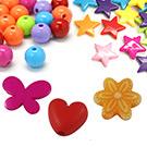Acrylic Beads-Colorful