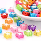 Acrylic Beads-Transparent