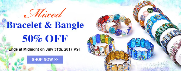 Mixed Bracelet & Bangle 50%