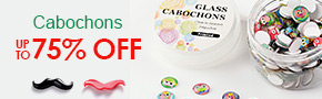 Cabochons Up To 75% OFF