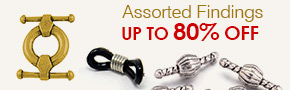 Assorted Findings Up To 80% OFF