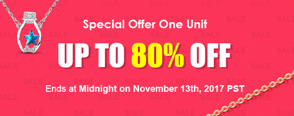 Special Offer One Unit Up To 80% OFF