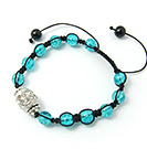 Braided Bead Style Bracelet