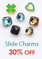 Slide Charms 30% OFF