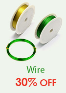 Wire 30% OFF