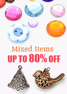 Mixed Items Up To 80% OFF