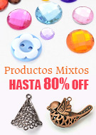 Productos Mixtos Hasta 80% OFF