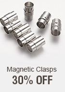 Magnetic Clasps 30% OFF