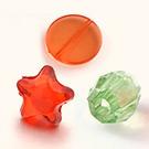 Acrylperlen-Transparent