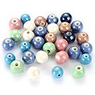 Porzellan Perlen