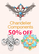 Chandelier Components 50% OFF