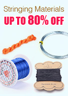 Stringing Materials Up To 80% OFF
