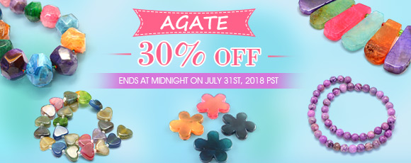 Agate 30% OFF