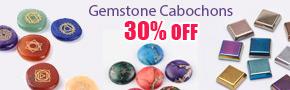 Gemstone Cabochons 30% OFF