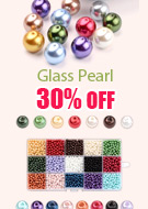 Glass Pearl 30% OFF