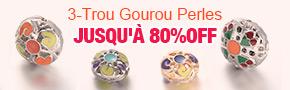 3-Trou Gourou Perles
