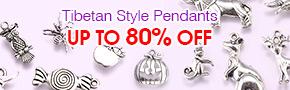 Tibetan Style Pendants Up To 80% OFF