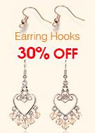 Earring Hooks 30% OFF