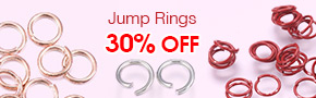 Jump Rings 30% OFF