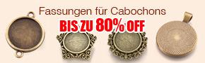 Fassungen für Cabochons Bis Zu  80% OFF